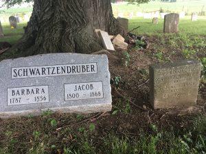 swartzendruber stone