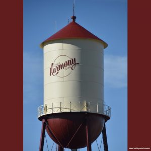 Harmony Water Tower